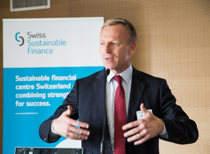 Klaus Tischhauser takes on role of SSF President