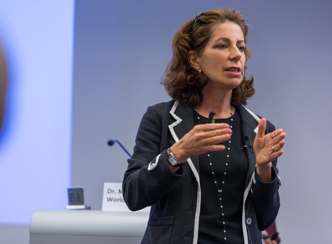 Marianne Fay, Chief Economist of the Climate Change Group, World Bank