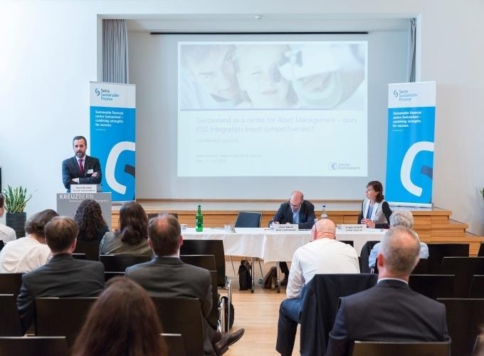 SSF Members' Assemblies - Swiss Sustainable Finance  Nicholas