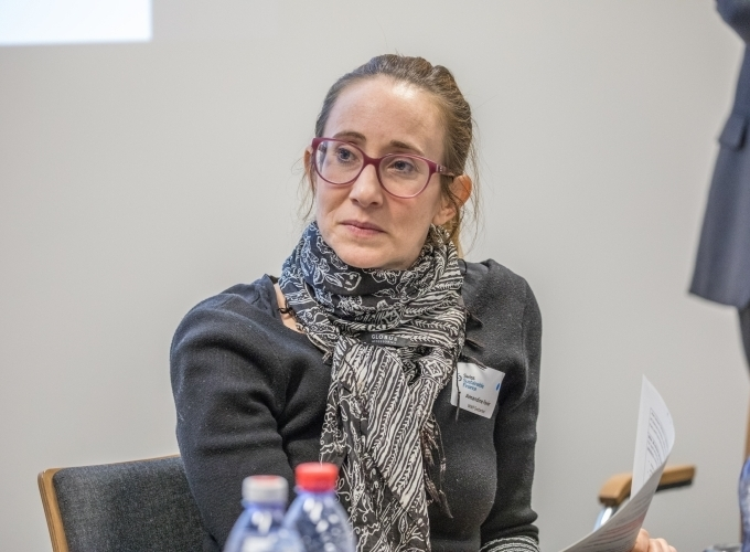 Breakout E: Amandine Favier, Head of Sustainable Finance, WWF Switzerland
