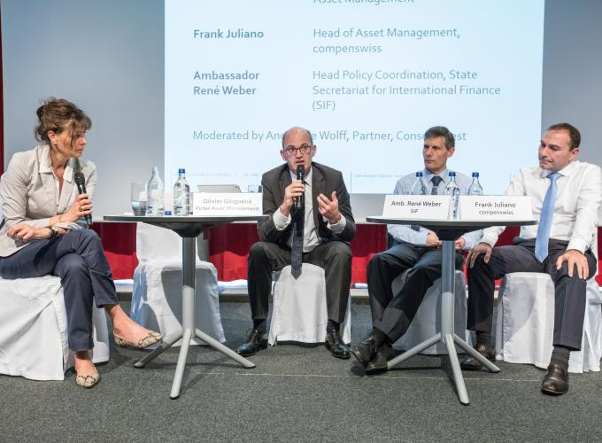 Panel on role of asset owners