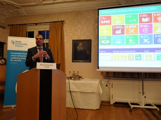 Marcel Jeucken, PGGM, explains SDGs and opportunities for asset owners