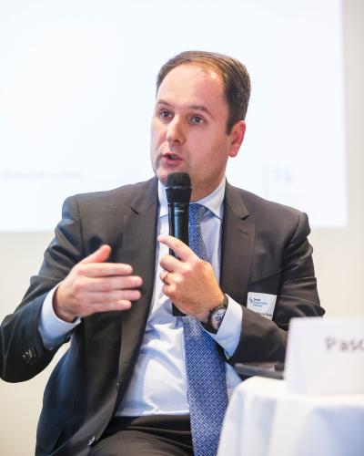 Pascal Zbinden, Co-Head SAA & Markets, Swiss Re