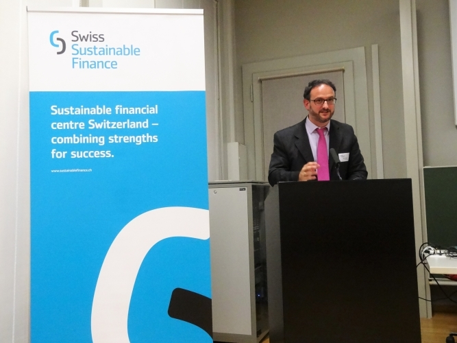 Alberto Stival, SSF, closes the event