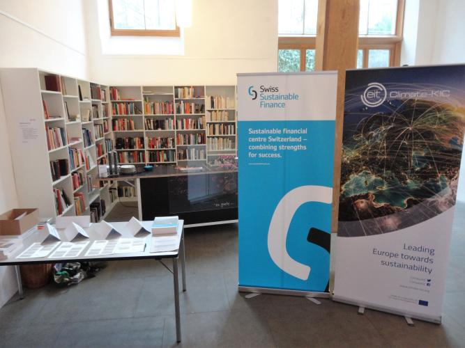 Climate-KIC / SSF workshop in Zurich