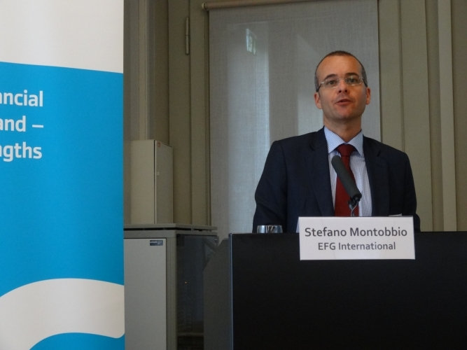 Stefano Montobbio, Research Director, EFG International