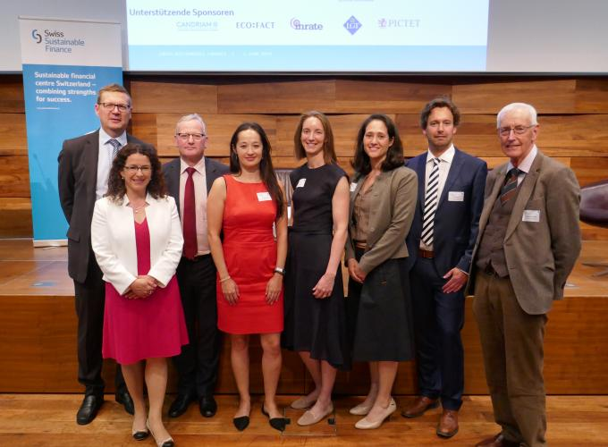 Speakers and panelists