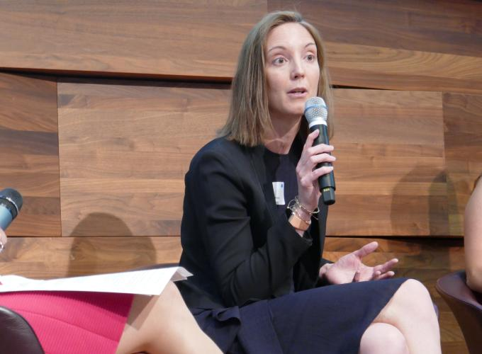 Esther Peiner, Managing Director, Partners Group