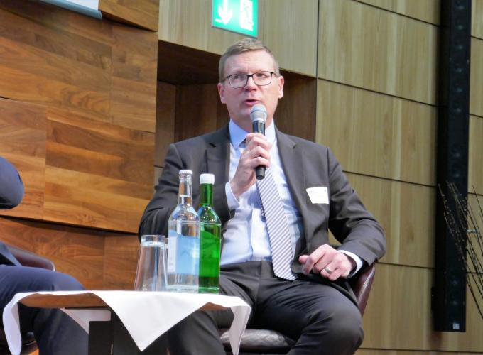 Rolf Helbling, Co-Founder and Portfolio Manager, Carnot Capital