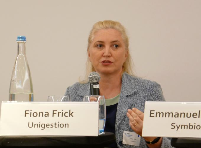 Fiona Frick, CEO, Unigestion
