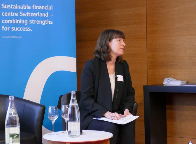 Shelagh Whitley, Director of ESG, PRI