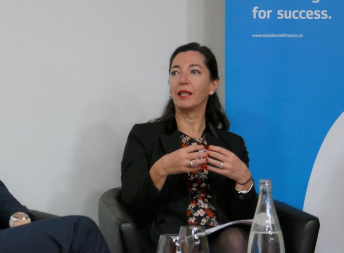 Maria Teresa Zappia, CIO, BlueOrchard Finance