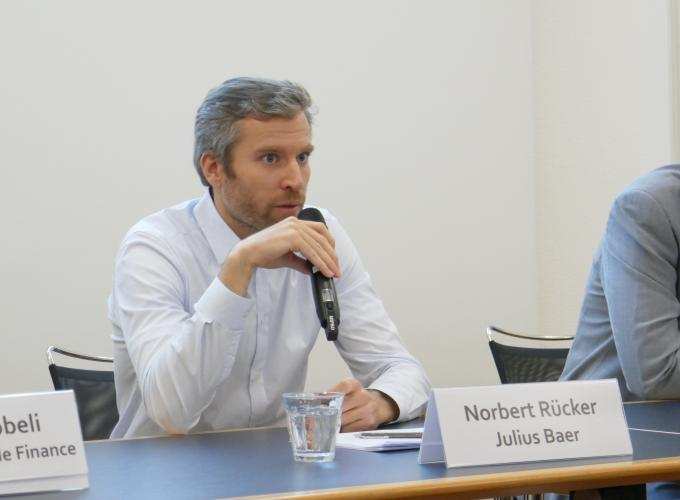 Norbert Rücker, Managing Director Senior Advisor, Head of Economics & Next Generation Research, Julius Baer
