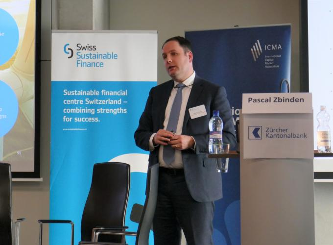 Pascal Zbinden (Co-Head SAA & Markets, Swiss Re)