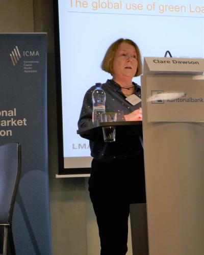 Clare Dawson (Chief Executive, Loan Market Association)