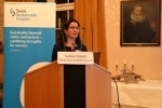 Sabine Döbeli introduces the SSF handbook on sustainable investmentss
