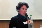 Panelist Anne Gloor (Founder and Board Member, PeaceNexus Foundation)