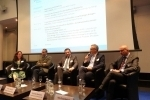 Panel discussions on how banks need to adapt to changing demand