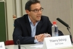 Thierry Deluigi, President, SIV Ticino on the panel